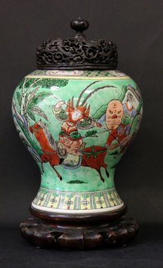 18TH/19TH, A CHINESE ROSE FAMILLE PORCELAIN VASE WITH, H 38 cm