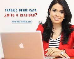 Trabajar desde casa por Internet desde Latinoamérica