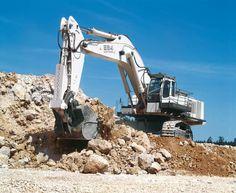 Liebherr Mining Excavator R 984 C