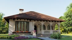 Gazebo, Outdoor Structures, Exterior, Mansions, House Styles, Design, Home Decor, Houses, Storage