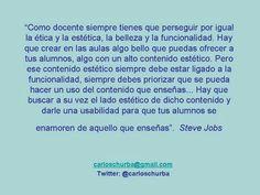 Steve Jobs cita Steve Jobs, Books, Author Quotes, Famous Quotes, Teachers, Messages, Creativity, Libros