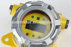 Water treatment plant Security usage CLO2 Gas concentration monitor gas Leak Detector With Sound and Light Alarm