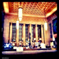 May 24: 30th Street Station, Philadelphia