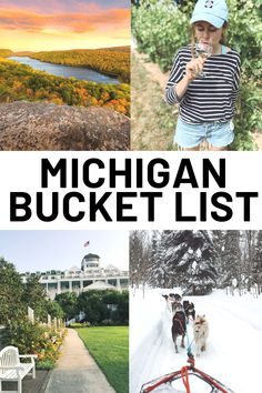 This Michigan bucket list, written by a Michigander, has 55  things to do in Michigan | USA | United States of America | Travel Destinations | Backpack | Backpacking | Vacation | Bucket List | Budget | Off the Beaten Path | Local Guide | Wanderlust #travel #vacation #backpacking #budgettravel #offthebeatenpath #bucketlist #wanderlust #Michigan #USA #America #UnitedStates #exploreMichigan #visitMichigan #seeMichigan #discoverMichigan #TravelMichigan Usa Travel Guide, Travel Usa, Travel Tips, Travel Destinations, Travel Articles, Michigan City, Michigan Travel, Fire Hall, Beste Hotels