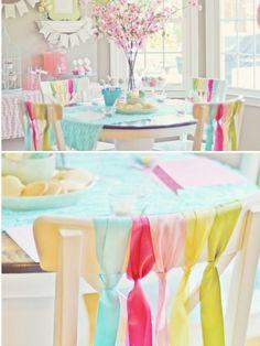sillas decoradas para fiestas
