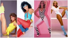 Guide to 80s fashion