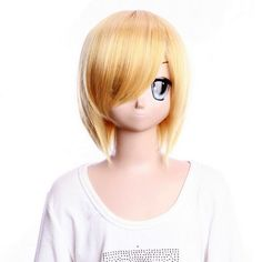 SureWells Nice wigs Cosplay wig HUNTERxHUNTER KURAPIKA light orange wig cool style half wig lacefront wig by SureWells. $23.79. Package:1 PCS. Hair Style: Cosplay Wigs. Color : AS PICTURE ,Color Shown: (Color may vary by monitor.). Material : High temperature wire. Length :about 13.77 Inch. Brand: SureWells Recommended features: 1. Super natural wig , suitable for almost every lady aged from teenagers to adults. 2. With the high technology, Miss Beauty wig series are qui...