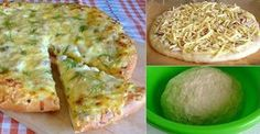 Pizza, Guacamole, Dairy, Cheese, Cake, Ethnic Recipes, Food, Fitness, Pie Cake