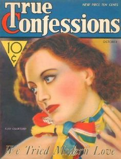 Joan Crawford Magazines: T to Z