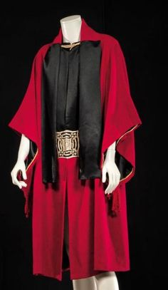 Paul Poiret, circa 1920 (attributed to)   Wool coat