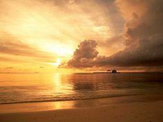 soleil Week End Romantique, Destinations, Sky, Celestial, Sunset, Outdoor, Romantic Moments, Blue Skies, The Sea