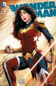 Wonder Woman (2011) #41 #DC #WonderWoman #New52 (Cover Artist: June Chung, David Finch, Richard Friend & Jonathan Glapion) Release Date: 6/17/2015