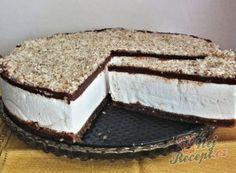 Recept Fenomenální nugátový cheesecake