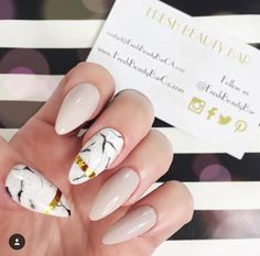 Marble Realness design features linear gold striping on a white marble with nude accents . Perfect for the edgy trendsetter!