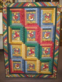 CHRISTMAS QUILT.............PC