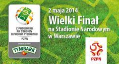 Wielki Finał 2014 2 maja na Stadionie Narodowym