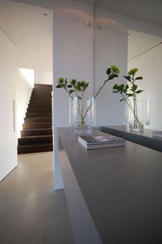 Bünck Architektur :: linnich Interior Architecture, Interior And Exterior, Interior Design, Modern Kitchen Interiors, Great Rooms, Future House, Interior Inspiration, Home Furniture, Sweet Home