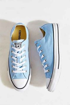 ea9e4dea27e Converse Chuck Taylor All Star Seasonal Low Top Sneaker Baby Blue Converse