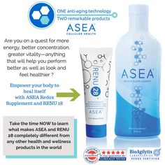 Asea Redox Molecules and Renu 28 Working Take Care Of Your Body, Good Energy, Home Based Business, Better Life, Feel Better, Anti Aging, Healing, Wellness, Shopping Totes