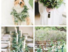 35 Stunning Eucalyptus Wedding Decor Ideas