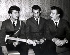 Dion & the Belmonts    I love 50's music, and I think they may be my favorite band from that era.