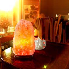 Himalayan-Natural-Ionic-Rock-Crystal-Salt-Night-Lamp-Air-Purifier-Dimmer-110V