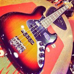 Fender Jazz Bass American Deluxe... Bye Bye! #fender #jazz #jazzbass #american #americandeluxe #amdlx #bass #bassline