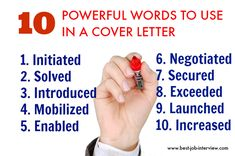 Resume action words to create a powerful and convincing resume. A full list of excellent resume action verbs to use in your job-winning resume and cover letter. Resume Cover Letter Examples, Cover Letter Tips, Cover Letter For Resume, Cover Letters, Job Resume, Resume Tips, Resume Summary, Resume Ideas, Resume Skills