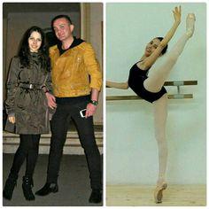 Bianca Paraschiv and her first lover Prince Andrei Ratiu.  Vezi această fotografie Instagram de @hrhprinceandreiratiu  •