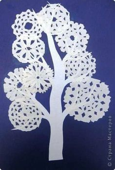 Lumipuu digital art apps for pc - Digital Art Winter Art Projects, Winter Crafts For Kids, Winter Fun, Art For Kids, Winter Trees, Winter Activities, Art Activities, Kirigami, Art Classroom