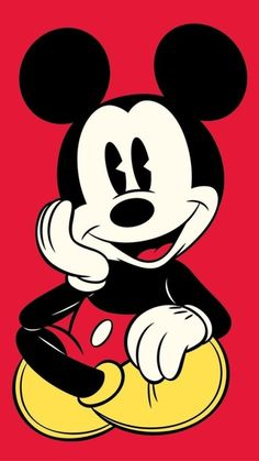 Mickey Mouse Yay Mickey Wallpaper In 2019 Pinterest Mickey