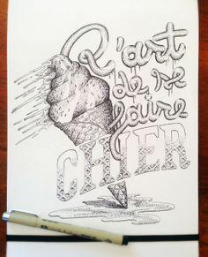 L'art de se faire chier by Xavier Casalta