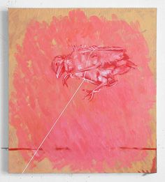 """Peter Everett. Seth, 2006. Oil on panel, 26 1/2 x 23 3/4""""."""