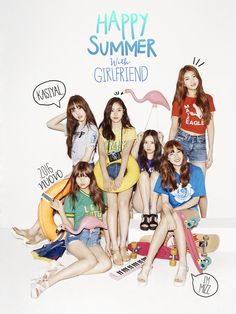 GFriend #Fashion #Kpop