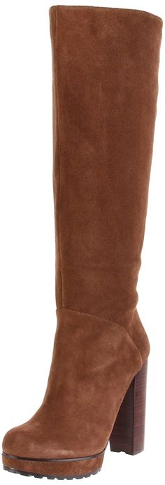 HK by Heidi Klum Women's Jamie Knee-High Boot >>> Trust me, this is great! Click the image. : Women's boots