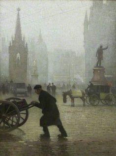 Albert Square, Manchester Adolphe valette