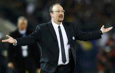 """Benítez: """"¿Mi futuro? No voy a decir nada del Madrid porque no debo hacerlo"""""""
