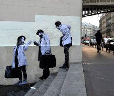 Artist Lavalet...le départ ...Paris10