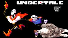 Undertale chapter 2 part 5 Gabe the greater dog