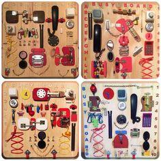 Activités Conseil Conseil occupé sensorielle jouet éducatif
