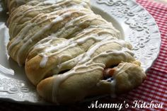 White Chocolate Cherry Sweet Bread  http://www.mommyskitchen.net/2011/08/white-chocolate-cherry-sweet-bread.html