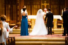 © Nicole Dixon Photographic Columbus, Ohio Wedding, St. Joseph Cathedral