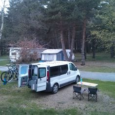Would you like to go camping? If you would, you may be interested in turning your next camping adventure into a camping vacation. Camping vacations are fun and exciting, whether you choose to go . Camping Store, Camping Gear, Camping Hacks, Camping Checklist, Camping Table, Outdoor Camping, Astuces Camping-car, Camper Van Conversion Diy, Vans