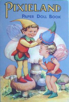 Pixieland PD Book