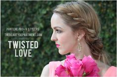 twisted love by thebeautydepartment.com - so pretty & romantic!