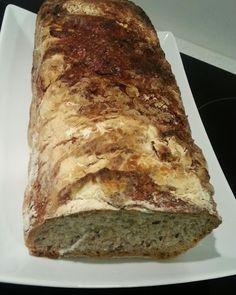 Päivi leipoo: Ruispataleipä