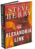 The Alexandria Link (Cotton Malone Series #2) by Steve Berry | July 2014 |
