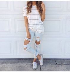I'm sure we all are needing some fashion inspo for the upcoming season! Dresses, shorts, crop tops, all you need for that gorgeous outfit! Check out these 14 outfits perfect for summer! Spring Summer Fashion, Spring Outfits, Autumn Fashion, Outfit Summer, Look Fashion, Teen Fashion, Fashion Outfits, Casual Outfits, Cute Outfits