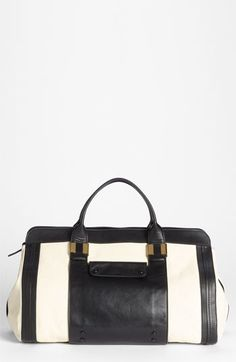 Chloé 'Alice - Large' Leather Tote
