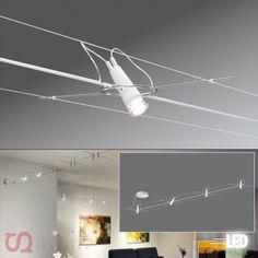 Amazing Suchergebnis f r Innenleuchten Seilsysteme Paulmann AirLED System Set Drum Watt Weiss